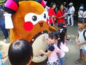 """泉川校区を満喫した""""まちゅり""""でした! 皆さん、ありがとうございました♪"""